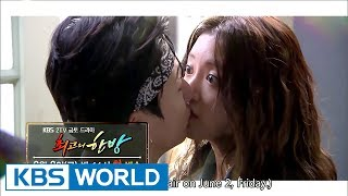 "KBS New drama ""Hit the Top"" field INT : Cha Taehyun, Yoon Siyoon [Entertainment Weekly/2017.05.29]"