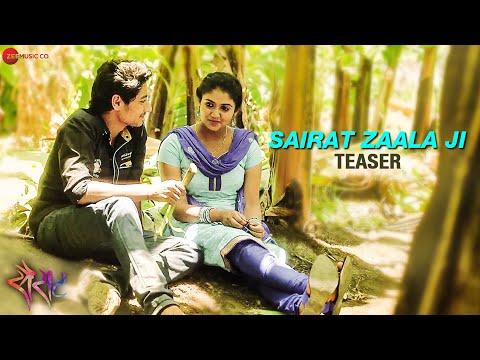 Sairat Zaala Ji - Sairat | Chinmaya Sripada & Ajay Gogavle | Ajay & Atul