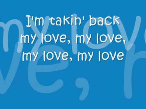 Enrique Iglesias feat.Ciara Takin Back My Love with lyrics