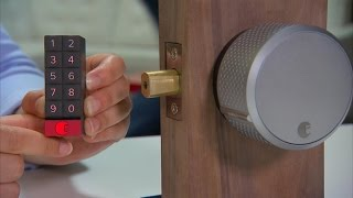August Smart Lock works with Siri
