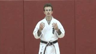 Karate Concepts: Dojo-kun