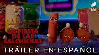 LA FIESTA DE LAS SALCHICHAS. Trailer en español HD. Ya en cines.