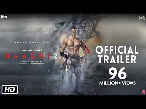 Xxx Mp4 Baaghi 2 Official Trailer Tiger Shroff Disha Patani Sajid Nadiadwala Ahmed Khan 3gp Sex