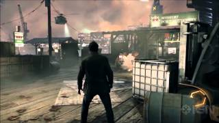 Quantum Break |  26 Minutes of Gameplay | HD 1080p