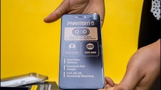 TECNO PHANTOM 8 UNBOXING AND REVIEW