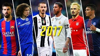 Best Football Defenders Mix 2017 |HD