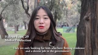 Leftover women in China