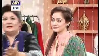 Good Morning Pakistan | Nida Yasir | Shadi Ki Bahar | 3 May Full
