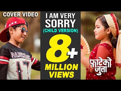 Xxx Mp4 I Am Very Sorry New Nepali Movie Fateko Jutta Cover Video By ASquare Crew Child Version 3gp Sex