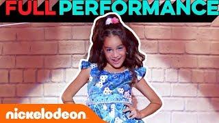 "Hailey Performs ""Havana"" by Camila Cabello 💃  LSBS | Nick"