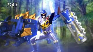 Pawer rangers dino charge song