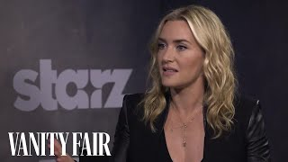 Kate Winslet Couldn't Stop Laughing During this Scene with Liam Hemsworth - The Dressmaker - TIFF