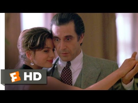 The Tango Scent of a Woman 4 8 Movie CLIP 1992 HD