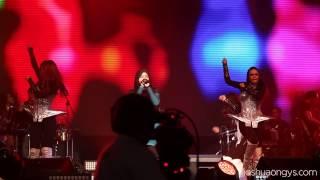 Overdose (EXO) - Shila Azmah LOVE Malaysia Concert 2014