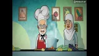 الشيف غرتالى - طريقة طبخ الدستور