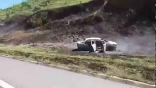 Acidente entre carro e moto mata uma pessoa na Br 101