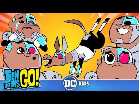 Xxx Mp4 Teen Titans Go Adorable Cyborg DC Kids 3gp Sex