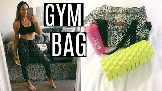 My Gym Bag | Workout Essentials | Weight loss Journey