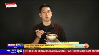 Buzzfeed Bereksperimen Rasa Kuliner Indonesia ke Warga Amerika