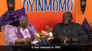 Oyinmomo - Interview with SHINA AKANNI (Throwback)