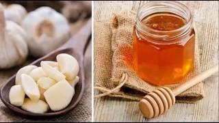सुबह खाली पेट लहसुन के साथ शहद खाने के चमत्कारी फ़ायदे | Garlic And Honey For Instant Weight Loss