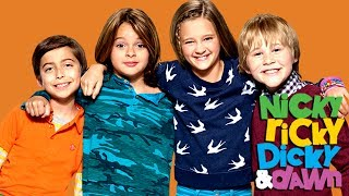 Nicky, Ricky, Dicky & Dawn ★ Real Name and Age
