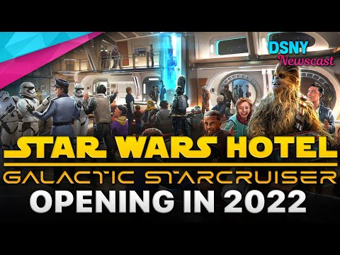 STAR WARS HOTEL Opening In 2022 at Walt Disney World Disney News May 4 2021