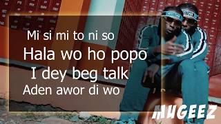 R2bees - Boys Kasa ft. All Stars  (Official Lyrics)