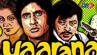 Amitabh Bachchan - Real story of BIG B accident in kala pathar Shooting and yarana movie