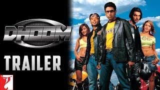 Dhoom - Trailer | Abhishek Bachchan | Uday Chopra | John Abraham | Esha | Rimii
