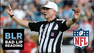 NFL Bad Lip Reading REFEREES EDITION 2018 | Compilation Nation