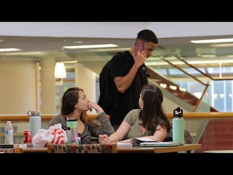 Embarrassing Phone Calls in the Library (Part 8) PRANK
