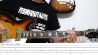Como Tocar Adam's Song de Blink 182 - Tutorial HD - FermiGuitarra