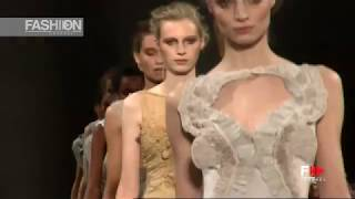 GEORGES HOBEIKA Haute Couture Spring Summer 2011 - Fashion Channel