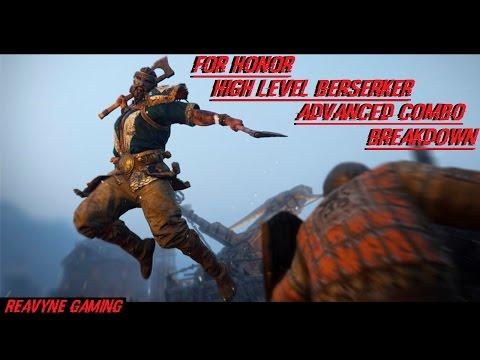 Xxx Mp4 For Honor High Level Berserker Advanced Combo Break Down 3gp Sex