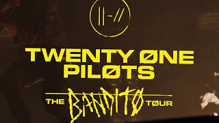 twenty one pilots - Bandito North America Tour 2019