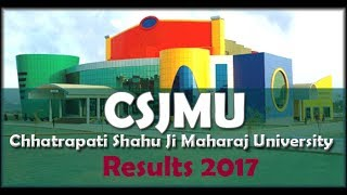 How to check CSJM Results 2017 Find CSJM Kanpur University Result 2017