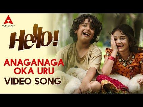 Xxx Mp4 Anaganaga Oka Uru Video Song Hello Video Songs Akhil Akkineni Kalyani Priyadarshan 3gp Sex