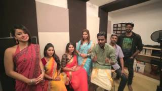 Deepavali Greeting by Alamandra Quest - Penne penne Song Teaser