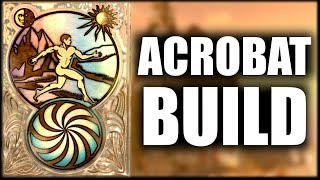 Skyrim SE Builds - The Acrobat - Modded Thief Build