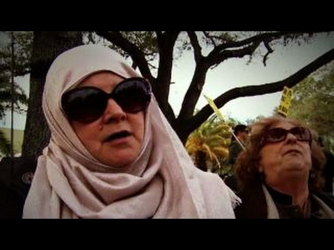 Do protesters understand Trump s extreme vetting