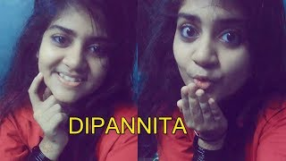 Sorry dipannita || bangla song by Afrina Dishan || without music amazing voice ||