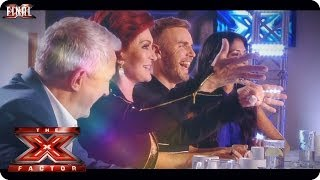 The Judges' Best Bits - Live Final Week 10 - The X Factor 2013