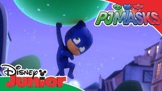 PJ Masks | Let's Go PJ Masks: Music Video | Disney Junior UK