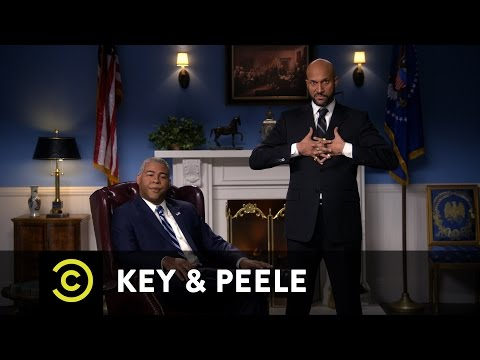 Key & Peele Obama and Luther s Farewell Address Uncensored