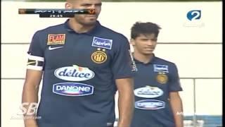 ESZ 1-2 EST Buts de: Saad bguir / Adem Rjaibi sur assist de Saad