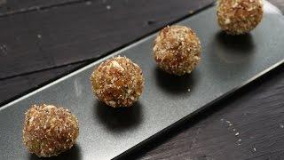 Dry Fruit Laddoo   Holi Special Recipe   Sanjeev Kapoor Khazana