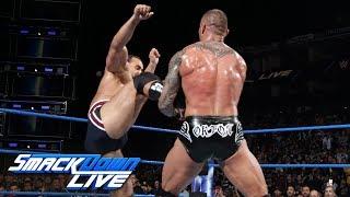Randy Orton vs. Rusev: SmackDown LIVE, Sept. 19, 2017