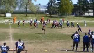 Junior Championship - Dragons vs MarVals