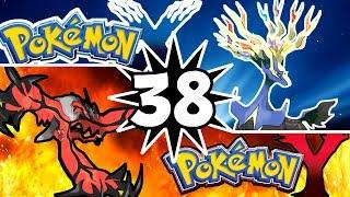 Pokémon X et Y : La Ligue Pokémon de Kalos - Ép. 38